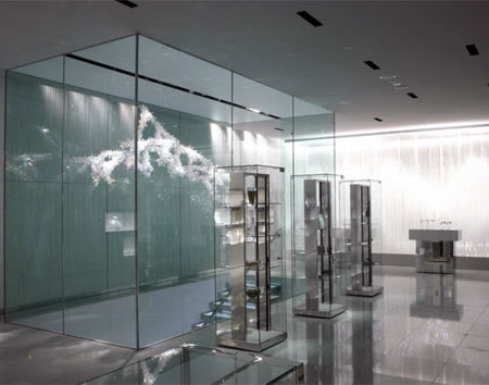 Swarovski Flagship Store Ginza Tokyo